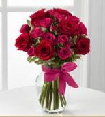 21 adet kırmızı gül tanzimi  Kars çiçek gönderme