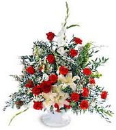 Kars online çiçekçi , çiçek siparişi  ucuz görsel çiçek karanfillerden özel aranjman