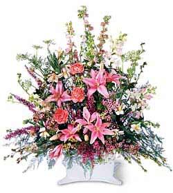 Kars online çiçek gönderme sipariş  mevsim çiçek aranjmani
