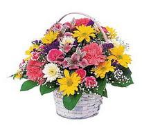 Kars çiçek online çiçek siparişi  mevsim çiçekleri sepeti özel