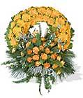 cenaze çiçegi celengi cenaze çelenk çiçek modeli  Kars cicekciler , cicek siparisi