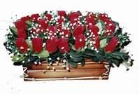 yapay gül çiçek sepeti   Kars İnternetten çiçek siparişi
