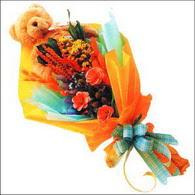 ayicik gül ve kir çiçekleri   Kars kaliteli taze ve ucuz çiçekler