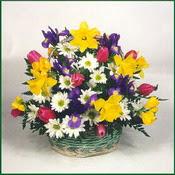 mevsim karisik çiçek demet   Kars kaliteli taze ve ucuz çiçekler