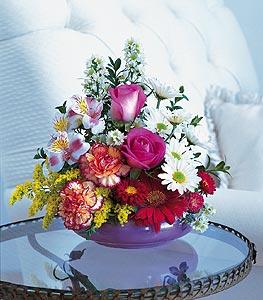 Kars çiçek gönderme  vazo içerisinde görsel bir aranjman tanzimi