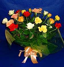 Kars çiçek mağazası , çiçekçi adresleri  13 adet karisik renkli güller