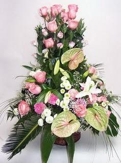 Kars çiçek servisi , çiçekçi adresleri  özel üstü süper aranjman