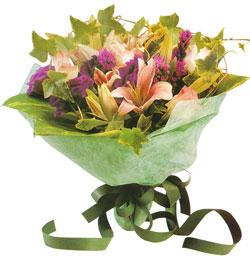 karisik mevsim buketi anneler günü ve sevilenlere  Kars kaliteli taze ve ucuz çiçekler