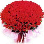 Kars çiçek siparişi vermek  1001 adet kirmizi gülden çiçek tanzimi