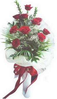 Kars çiçek mağazası , çiçekçi adresleri  10 adet kirmizi gülden buket tanzimi özel anlara