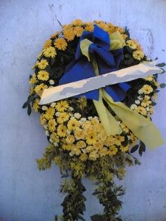 Cenaze çiçek , cenaze çiçegi , çelengi  Kars çiçek yolla