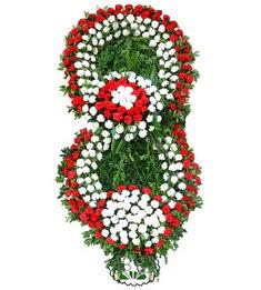 Görsel Cenaze çiçek , cenaze çiçek , çelengi  Kars çiçekçi telefonları