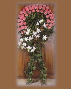 Kars uluslararası çiçek gönderme  Cenaze çelenk , cenaze çiçekleri , çelengi