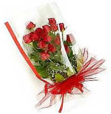 13 adet kirmizi gül buketi sevilenlere  Kars İnternetten çiçek siparişi