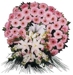 Cenaze çelengi cenaze çiçekleri  Kars İnternetten çiçek siparişi