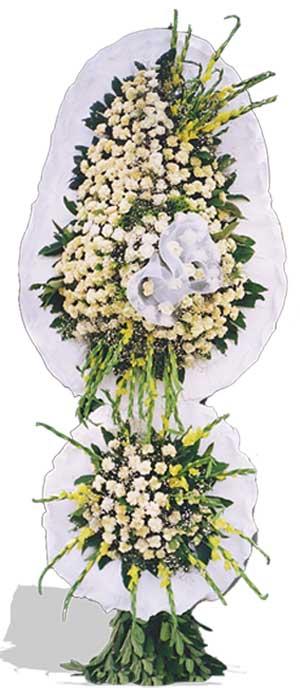 Dügün nikah açilis çiçekleri sepet modeli  Kars cicekciler , cicek siparisi