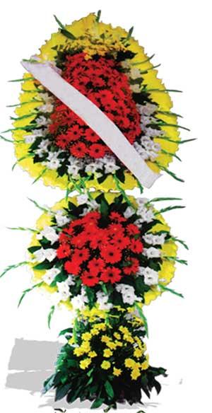 Dügün nikah açilis çiçekleri sepet modeli  Kars uluslararası çiçek gönderme