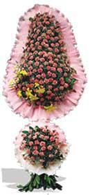 Dügün nikah açilis çiçekleri sepet modeli  Kars anneler günü çiçek yolla