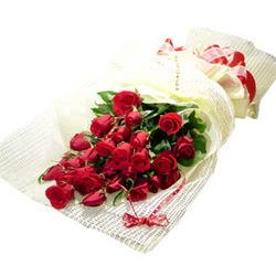 Çiçek gönderme 13 adet kirmizi gül buketi  Kars hediye sevgilime hediye çiçek