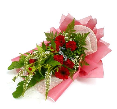 Karisik çiçek buketi mevsim buket  Kars güvenli kaliteli hızlı çiçek