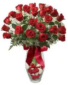 17 adet essiz kalitede kirmizi gül  Kars çiçek siparişi sitesi