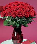 Kars hediye çiçek yolla  11 adet Vazoda Gül sevenler için ideal seçim