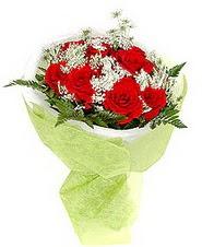 Kars çiçek online çiçek siparişi  7 adet kirmizi gül buketi tanzimi