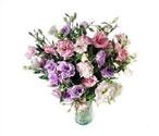 Kars online çiçek gönderme sipariş  Vazoda karisik kalite lisyantusler
