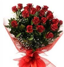 İlginç Hediye 21 Adet kırmızı gül  Kars çiçek yolla , çiçek gönder , çiçekçi