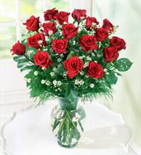Kars yurtiçi ve yurtdışı çiçek siparişi  9 adet mika yada vazoda kirmizi güller