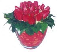 Kars çiçek yolla  11 adet kaliteli kirmizi gül - anneler günü seçimi ideal