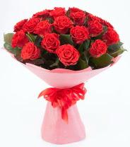 12 adet kırmızı gül buketi  Kars güvenli kaliteli hızlı çiçek