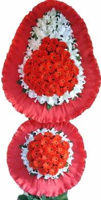 Kars çiçek gönderme sitemiz güvenlidir  Çift katlı kaliteli düğün açılış sepeti