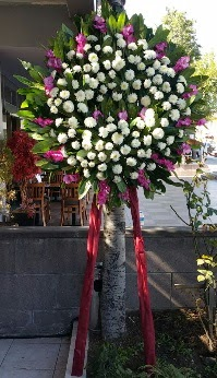 Kars çiçek yolla , çiçek gönder , çiçekçi   Cenaze Çelengi  Kars güvenli kaliteli hızlı çiçek