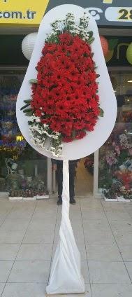 Tek katlı düğün nikah açılış çiçeği  Kars çiçek yolla
