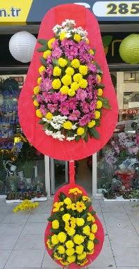 Çift katlı düğün nikah açılış çiçek modeli  Kars çiçek gönderme sitemiz güvenlidir