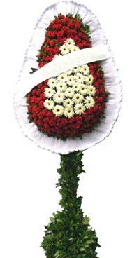 Çift katlı düğün nikah açılış çiçek modeli  Kars cicek , cicekci