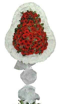 Tek katlı düğün nikah açılış çiçek modeli  Kars çiçek gönderme