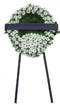 Cenaze çiçek modeli  Kars çiçek satışı