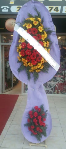 Çift katlı nikah düğüne çiçek modeli  Kars çiçek yolla , çiçek gönder , çiçekçi
