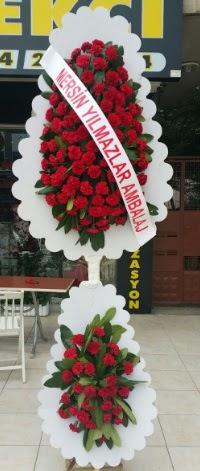 Çift katlı düğün nikah çiçeği modeli  Kars çiçek mağazası , çiçekçi adresleri