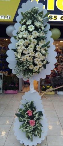Çift katlı düğün nikah açılış çiçeği  Kars anneler günü çiçek yolla