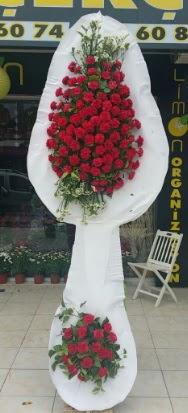Düğüne nikaha çiçek modeli Ankara  Kars anneler günü çiçek yolla