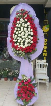 Çift katlı işyeri açılış çiçek modeli  Kars çiçek servisi , çiçekçi adresleri