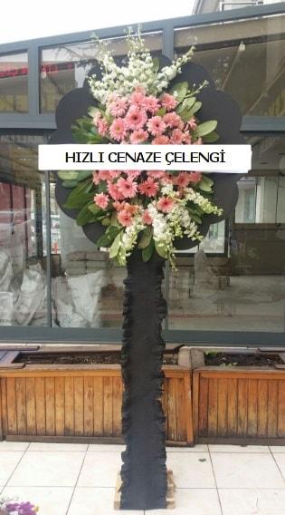 Hızlı cenaze çiçeği çelengi  Kars uluslararası çiçek gönderme