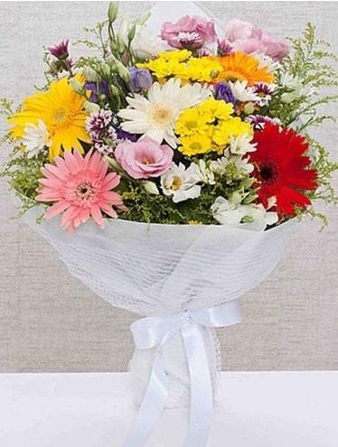 Karışık Mevsim Buketleri  Kars çiçek servisi , çiçekçi adresleri