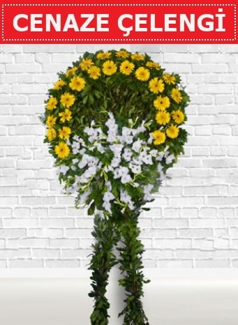 Cenaze Çelengi cenaze çiçeği  Kars cicekciler , cicek siparisi