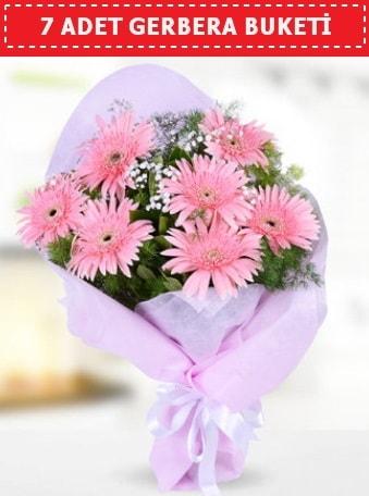 Pembe Gerbera Buketi  Kars çiçek online çiçek siparişi