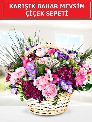 Karışık mevsim bahar çiçekleri  Kars çiçek servisi , çiçekçi adresleri