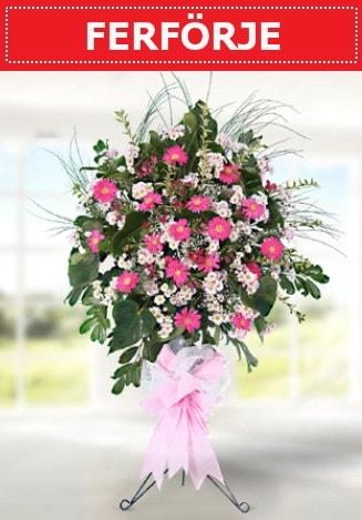 Ferförje düğün nikah açılış çiçeği  Kars uluslararası çiçek gönderme